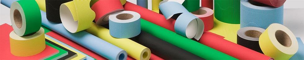 Paper Display Sheets