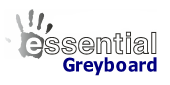 Greyboard Backing Card